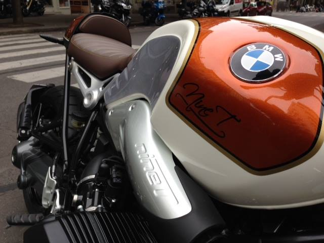 BMW Nine T Café Racer