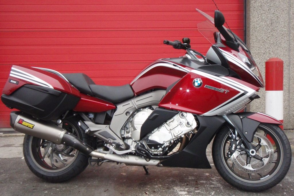 BMW K 1600 GT MJ Graphics