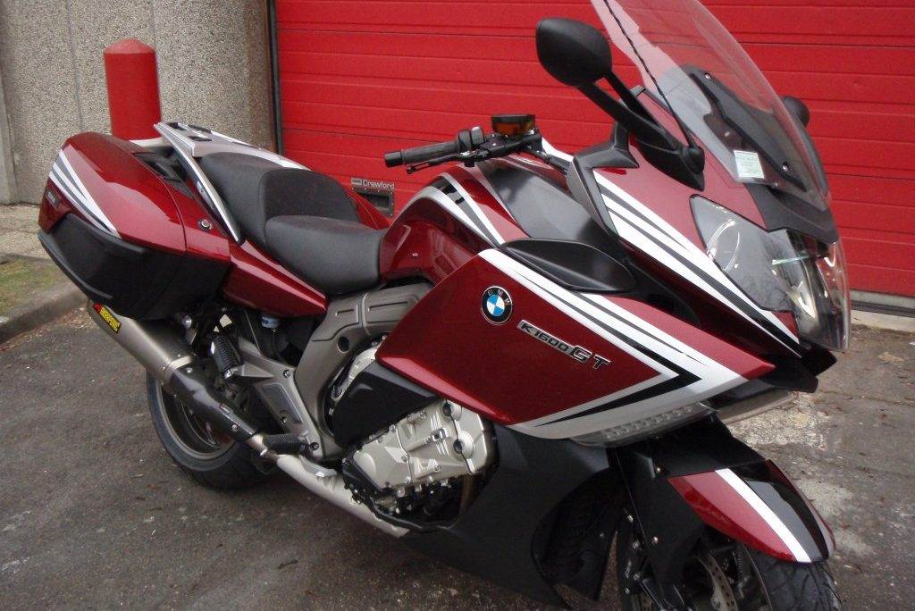 BMW K 1600 GT MJ Graphik