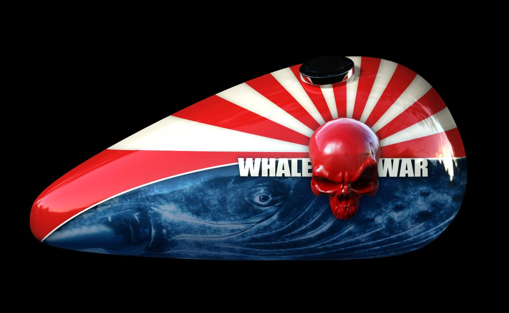 Reservoir Harley whale_war