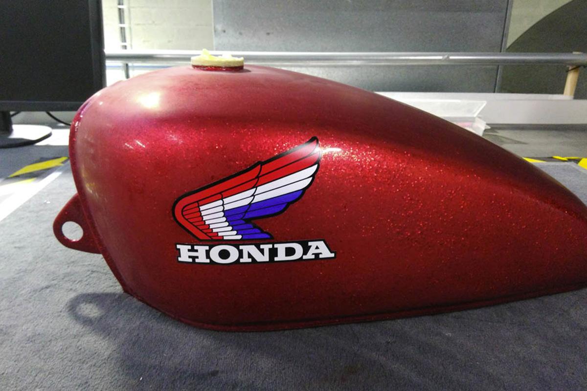 Honda CX Kick Moto