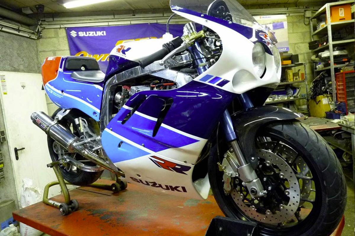Suzuki GSX-R KMP