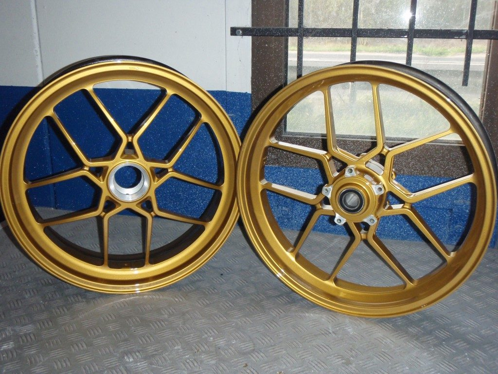 Jantes MV Gold