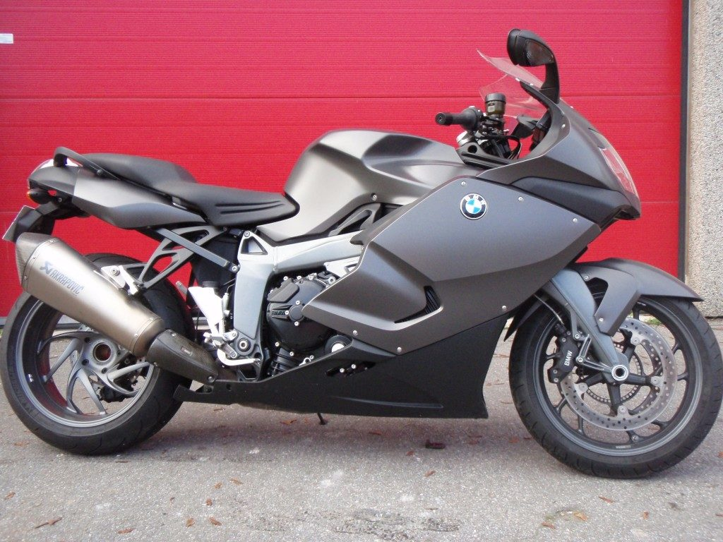 BMW K 1200 R Full Mat