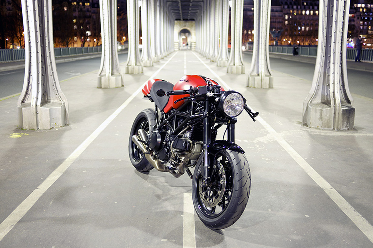 Ducati Monstro Diisign