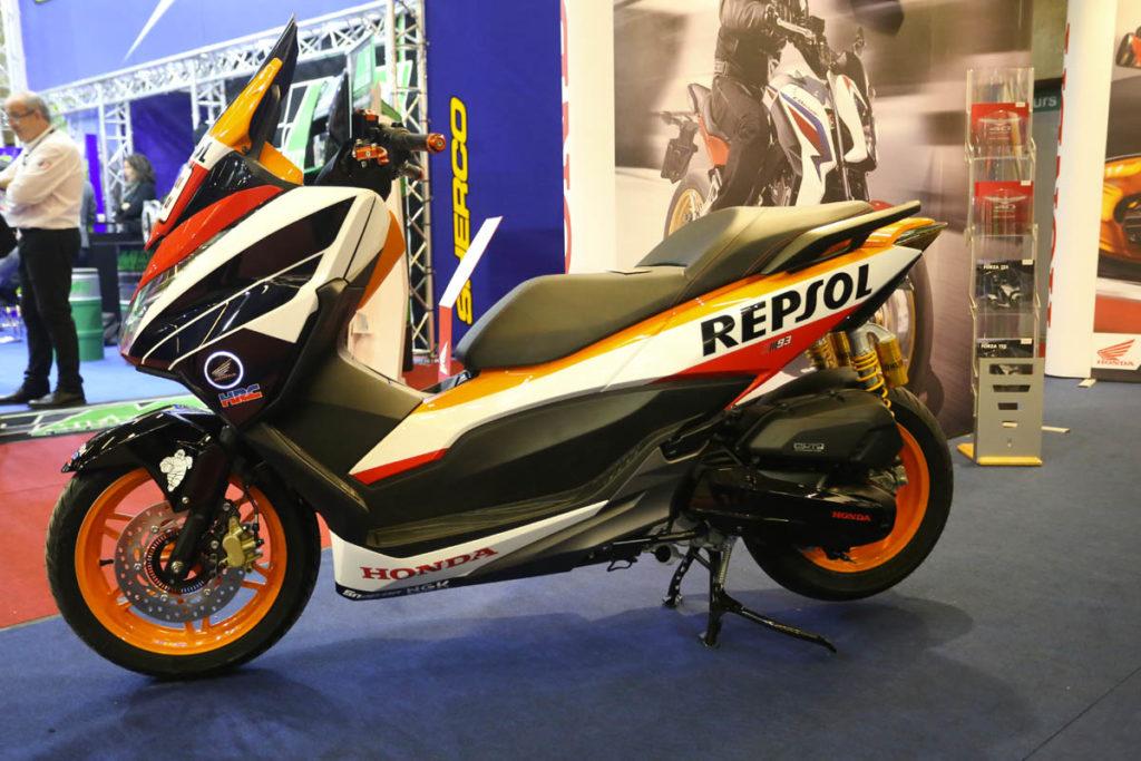 Honda Forza 125 Repsol
