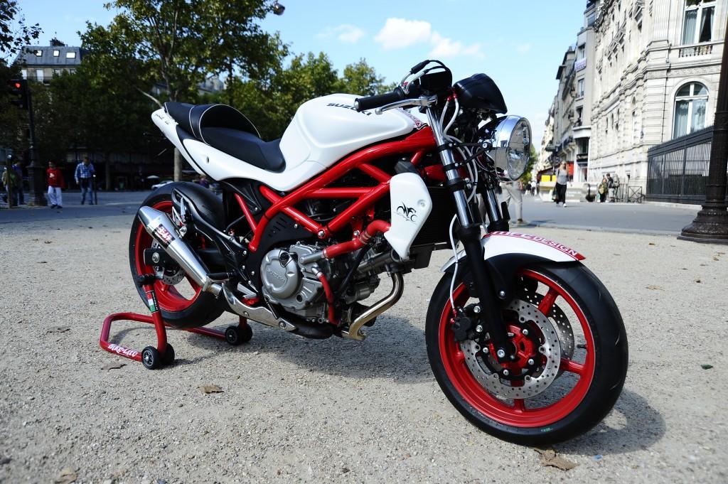 Suzuki Gladius MFC