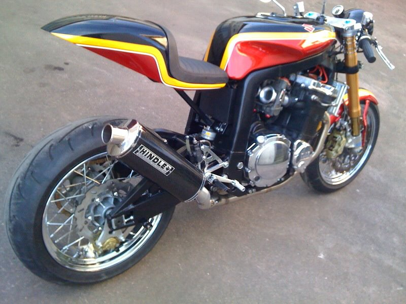 GSX-R KMP Barry Sheene