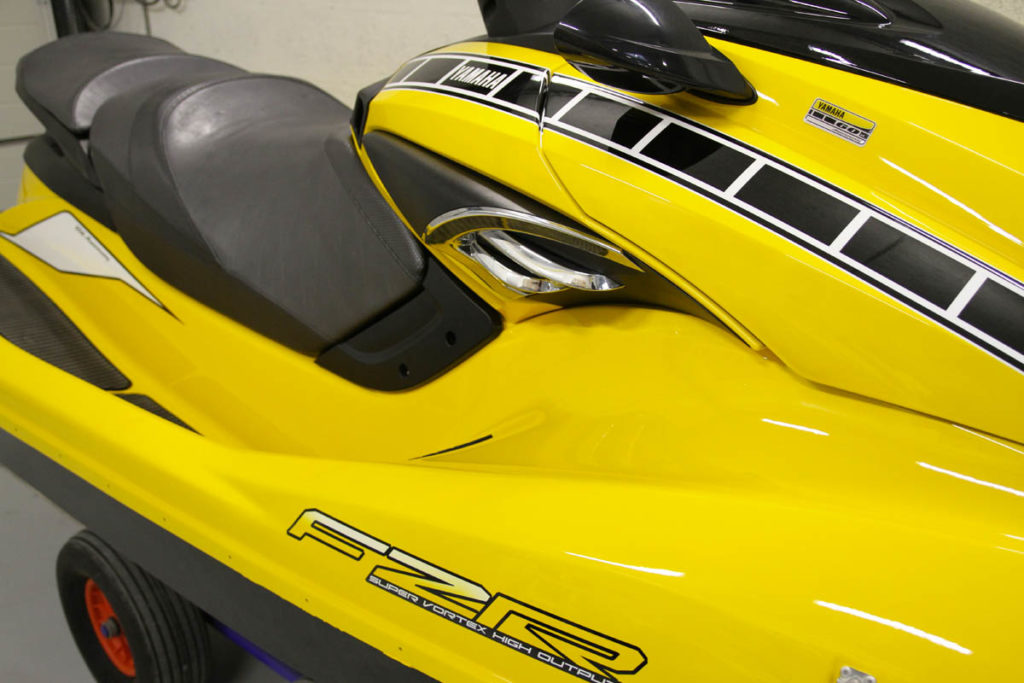 Jet Ski Yamaha 60th Anniversary