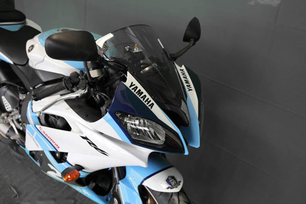 Yamaha R6 Sarron