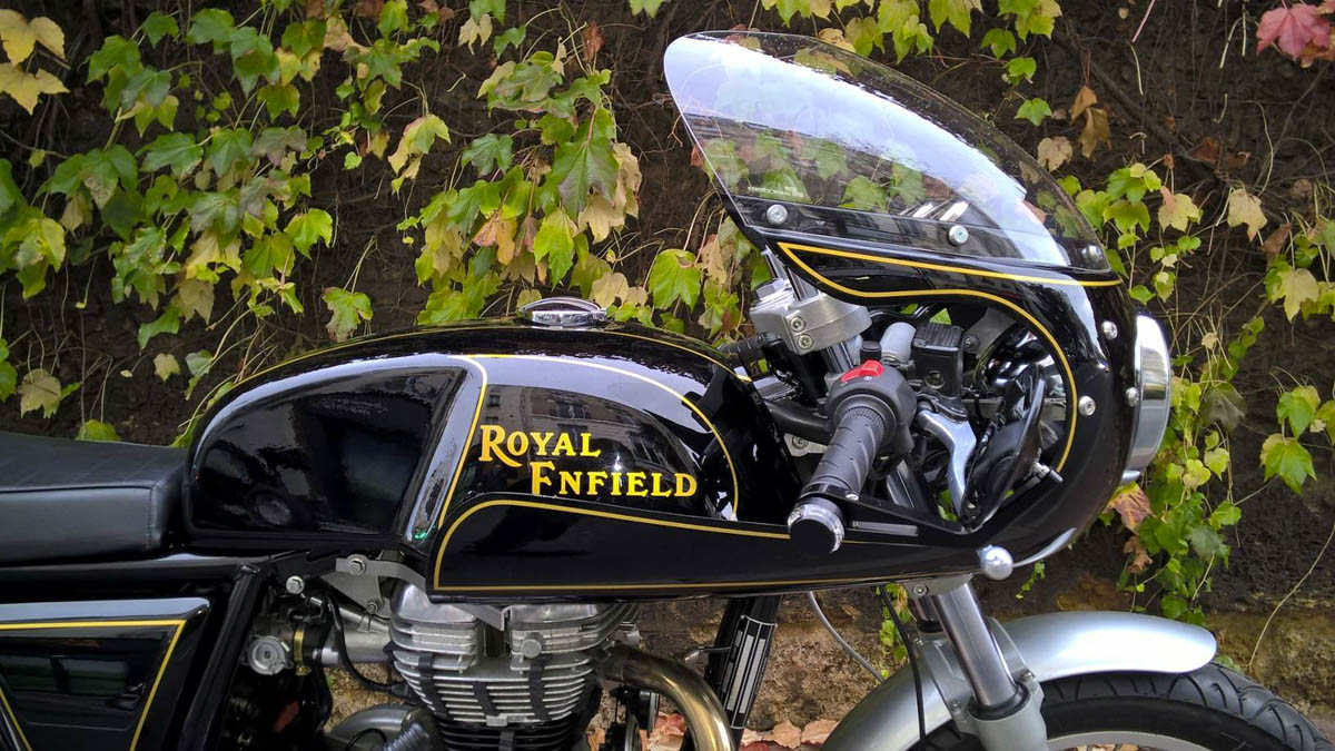 Royal Enfield Tendance Roadster