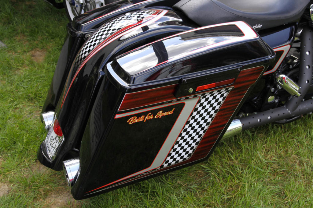 Street Glide Screaming Eagle