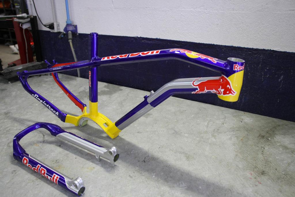 Velo Red Bull