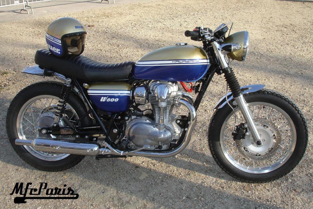 Kawasaki W800 MFC