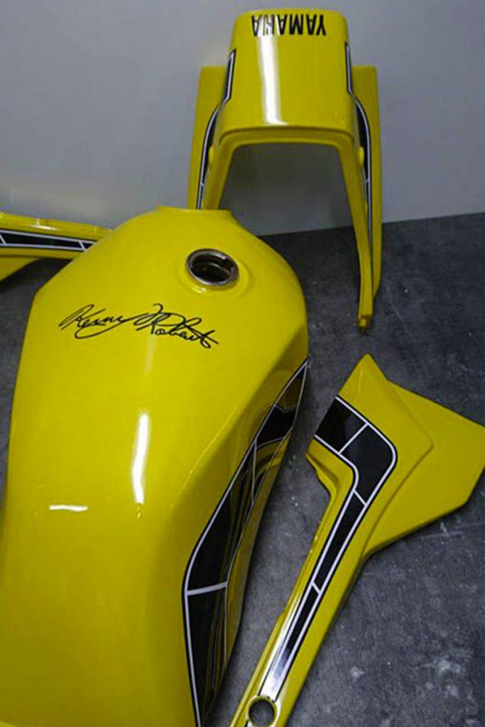 Yamaha 250 Kenny Roberts